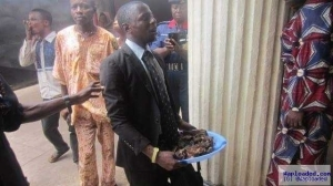 How Pastor Was Almost Beaten To Death For Hawking Fried Meat In Akure